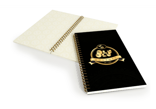 Notebook (Black/White)